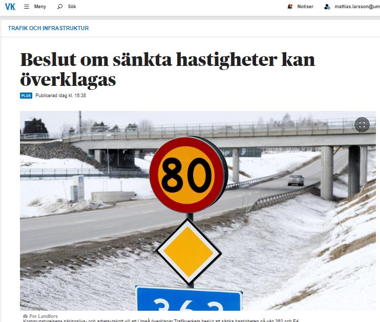 20191116 Hastighetsgränser