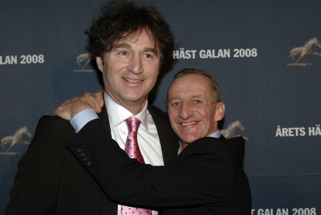 Peter Ingves kramar om Johnny Takter