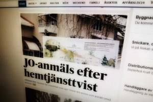 Umeå Kommun JO-anmäls
