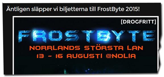 frostbyteSkugga