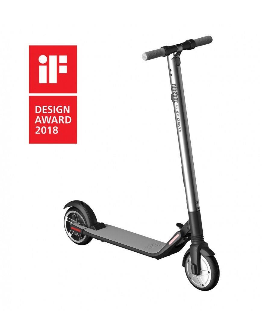 ninebot by segway ES2 El-scooter