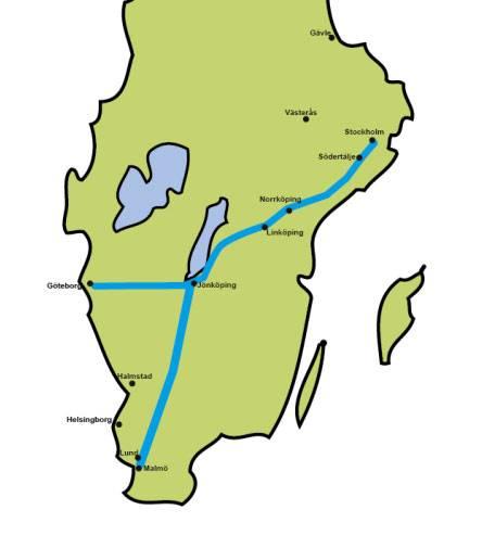 Finns Norrland På Regeringens Karta Peder Westerberg Liberalerna