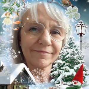 huvet fullt av julstämning