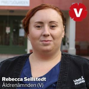 Rebecca Sellstedt (V)