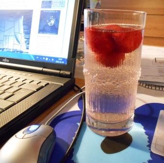 ingefarsvatten
