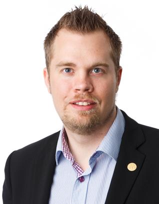 Nicklas Sandström (M)
