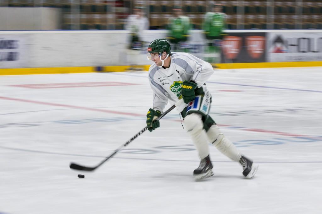 Zach Hamill ny spelare i Björklöven.