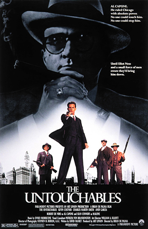 The Untouchables, 1987