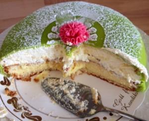 Tårta -Jomantackar!