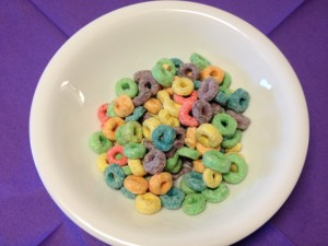 Fruit-loops?