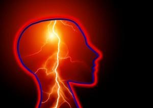 hjärnan stroke