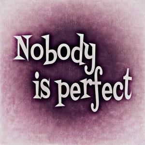 ingen perfekt