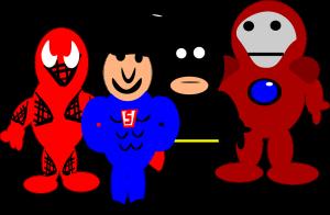 hjältar