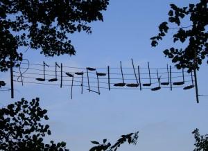 musik i träden