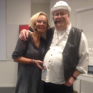 Linda och Kent Nolia
