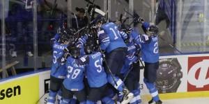 2019 IIHF Ice Hockey World Championship, day 14, quarterfinal, Finland - Sweden