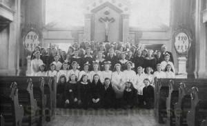 Konfirmation_1918_Stensele_kyrka