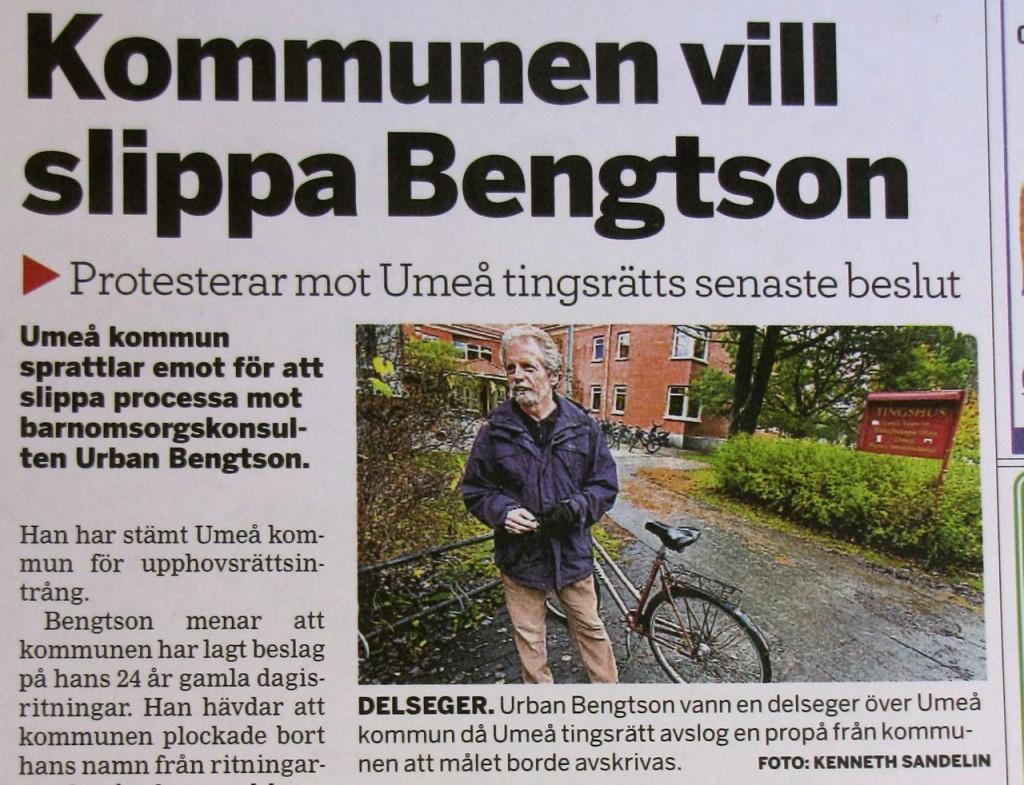 Missionären Bengtson