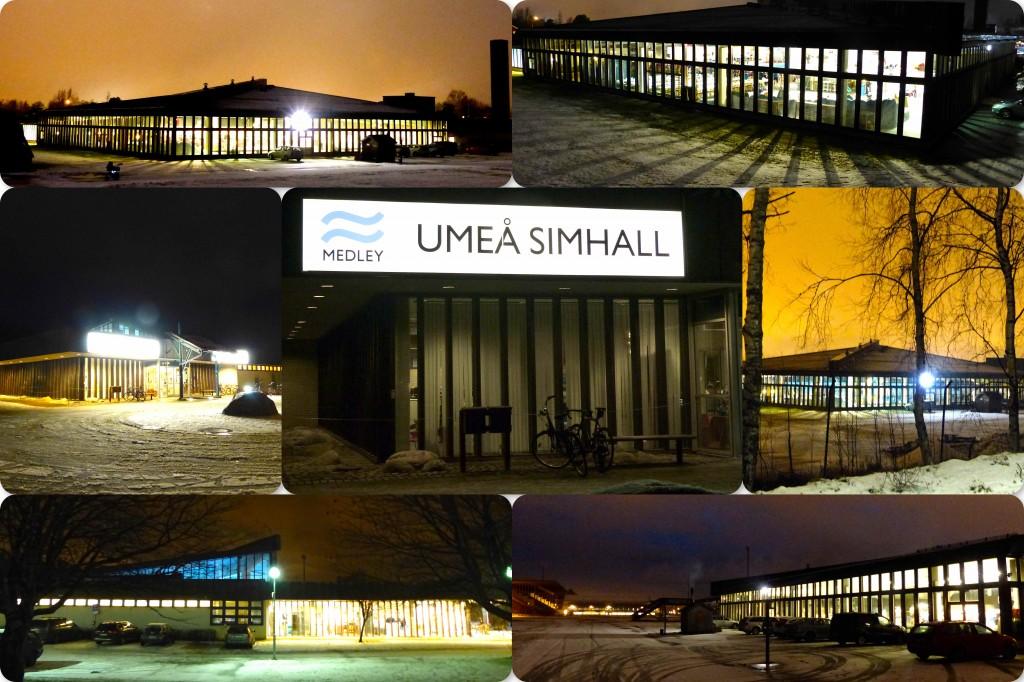 Nanna Umeå simhall natt