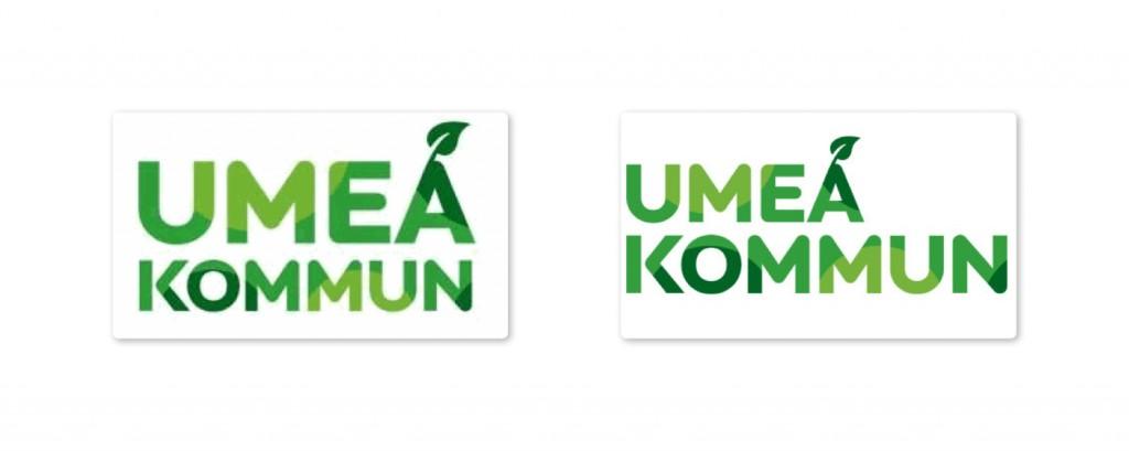 Logga Umeå kommun