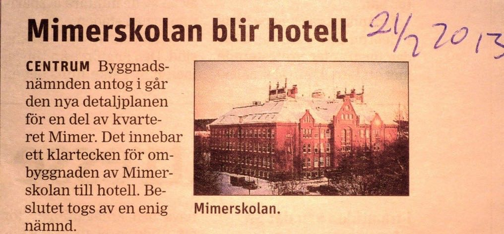 Nanna-Mimer-hotell