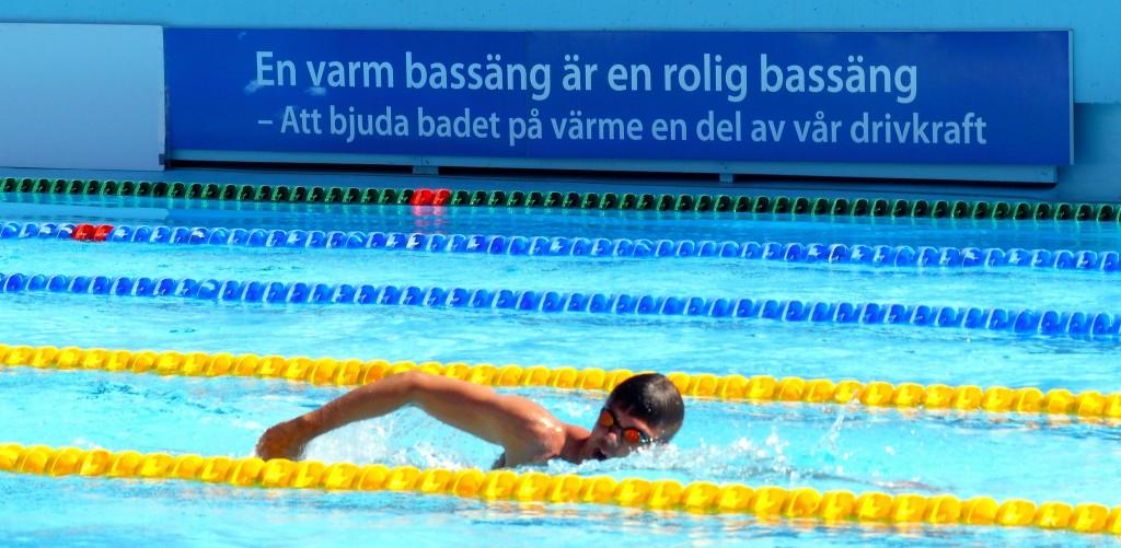 Nanna Svall vatten