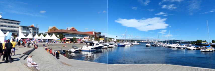 Nanna hamnen Ssvall
