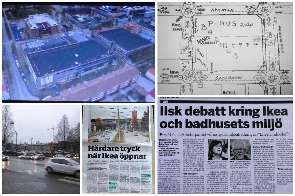 Nanna Ikea trafik miljö b
