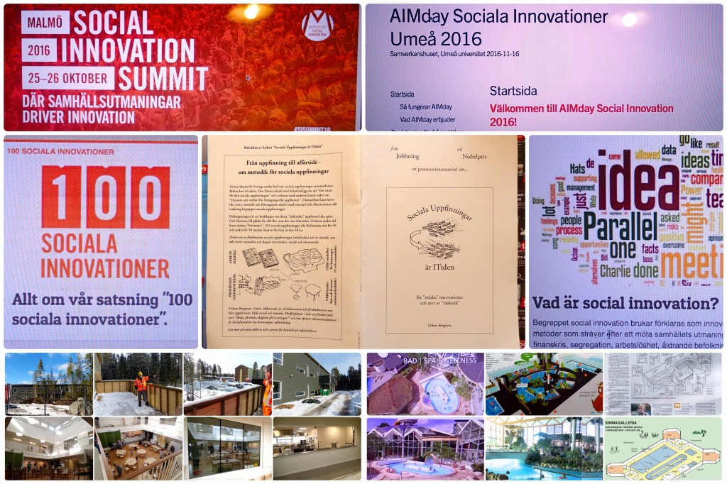 Sociala innovationer collage b