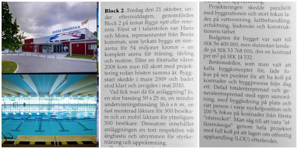 Nanna Borås simarena