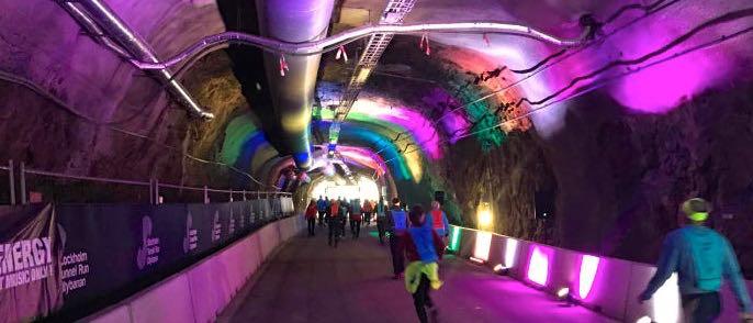 Tunnelrum tunneln