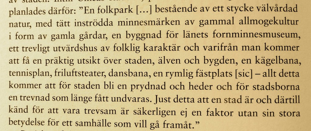 Umeå historia Gammlia 2