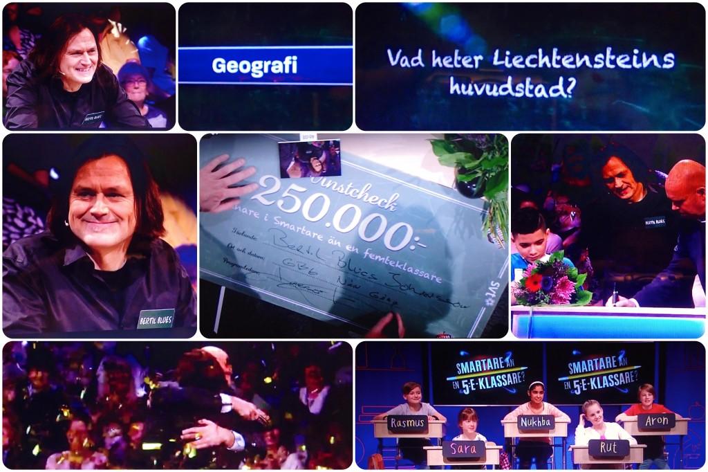 Bertil Blues 250 000 b