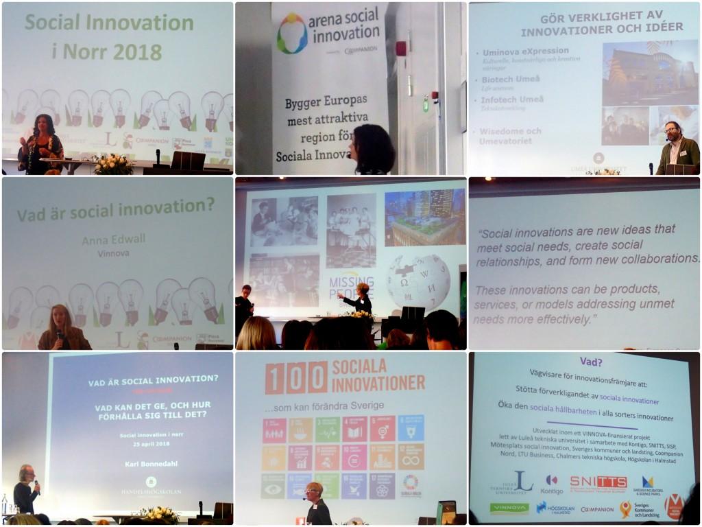 Social Innovation event Umeå