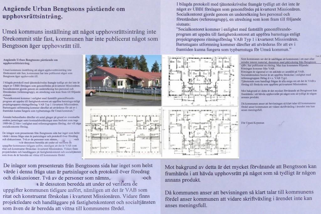 UBBI bevis skrivelse + ritningar b