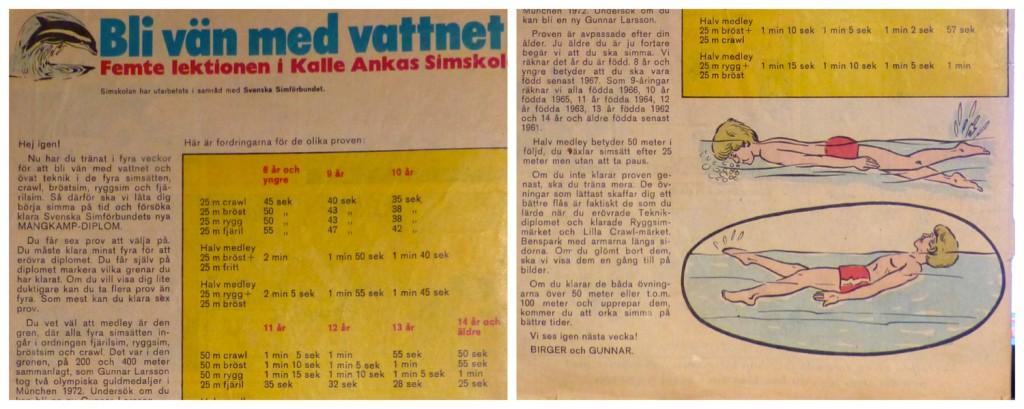 Simkanal Kalle Anka