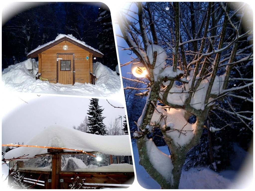 Sörmjöle snönatur