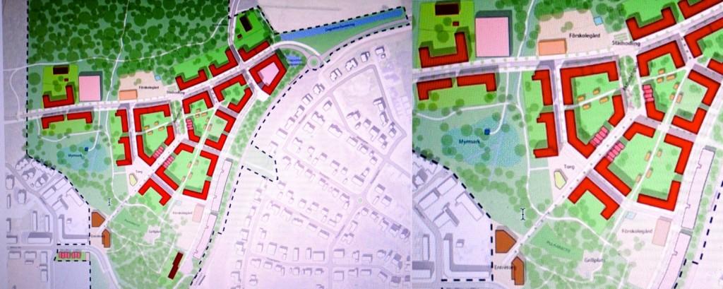 Tomtebogård förskolegård