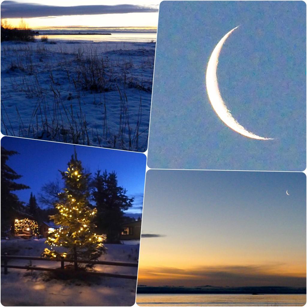Sörmjöle jul måne