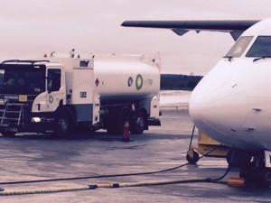 flygbränsle