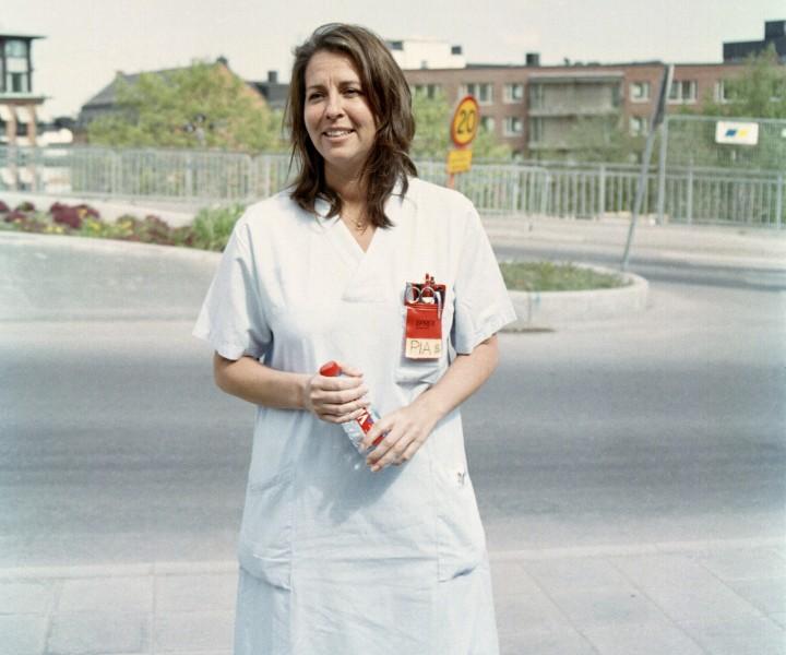 Sjuksköterska