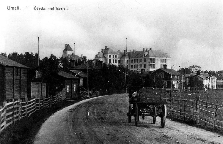 lasarett 1915