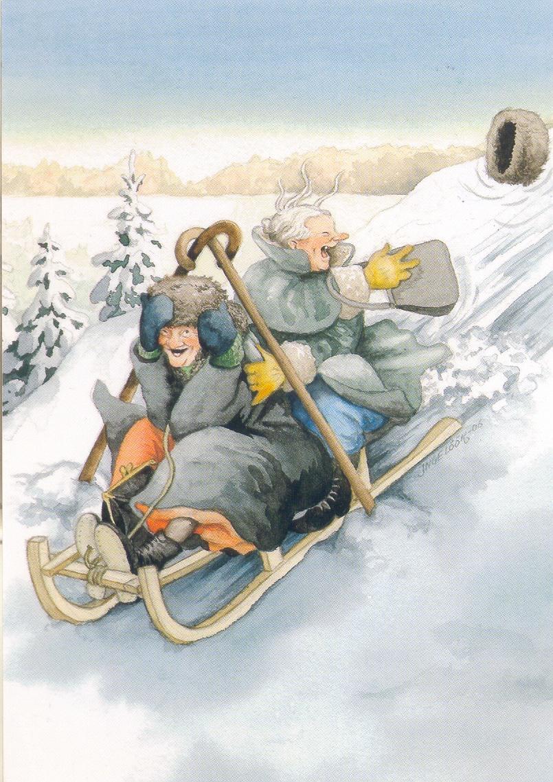Finland - Inge Look Grannies - Pia