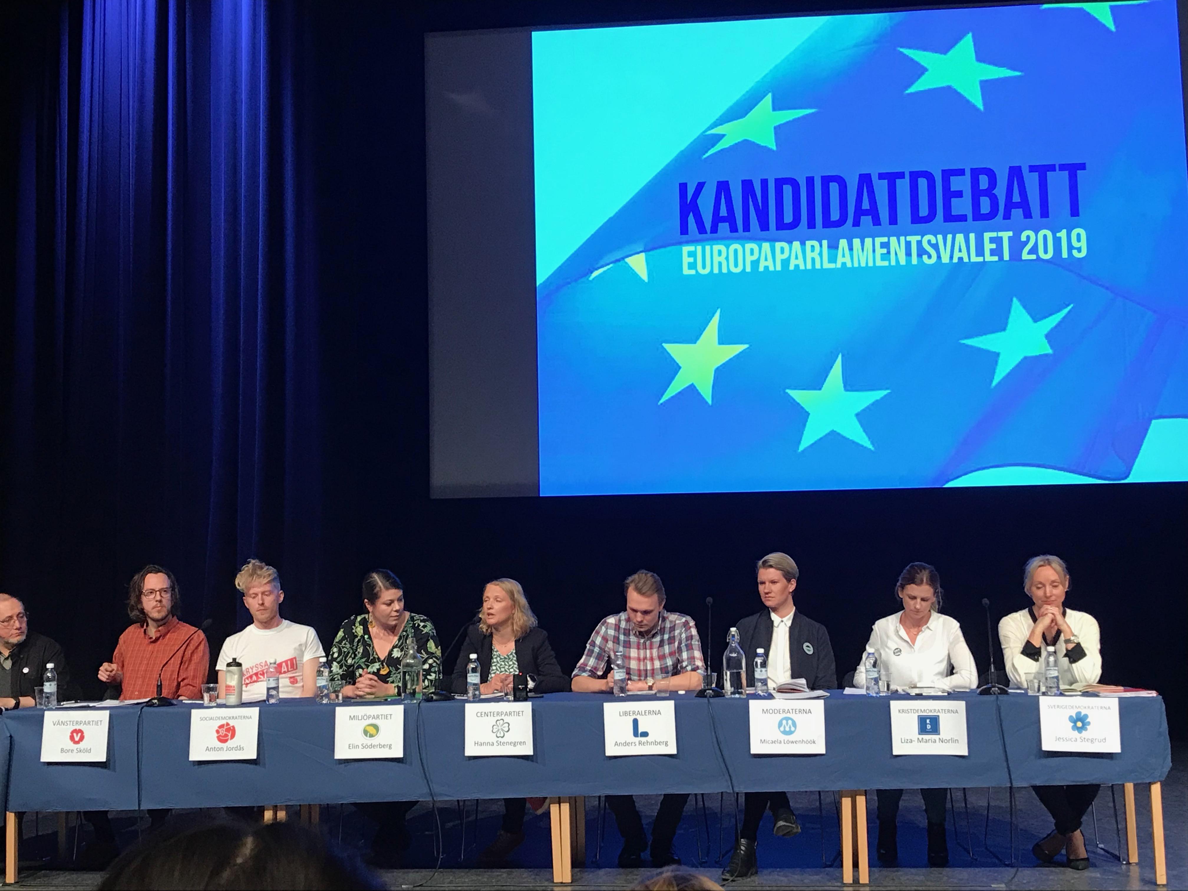 EU debatt