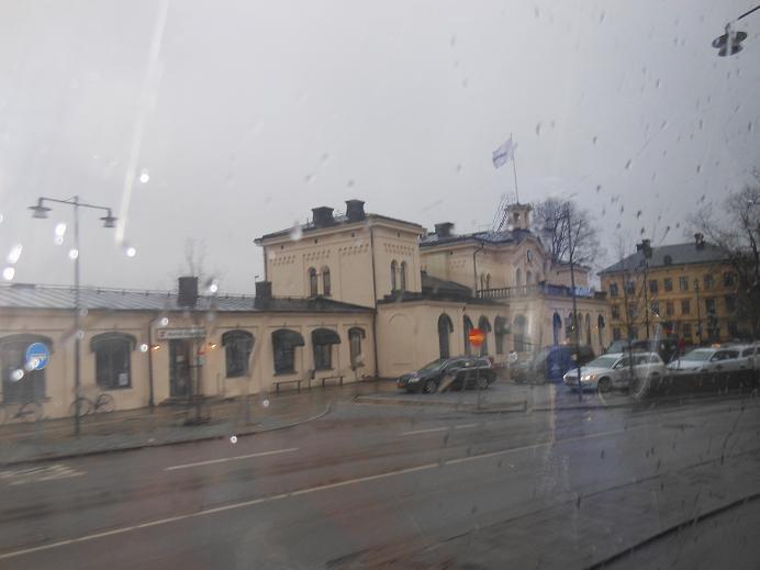 Orebro jarnvagsstation