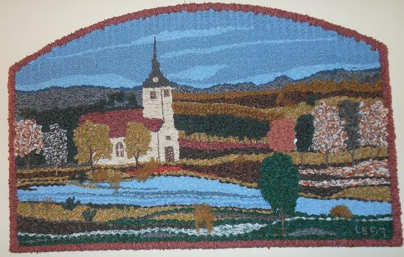 Tavla, Grano kyrka
