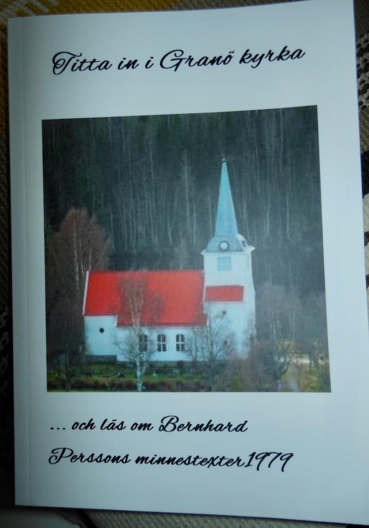 Granö kyrka-bokjpg