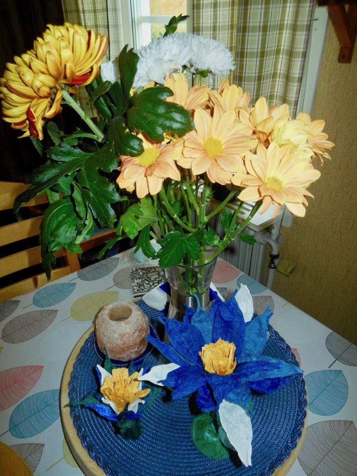 kelt kukkia