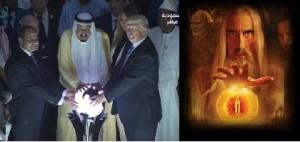Trump vs Saruman