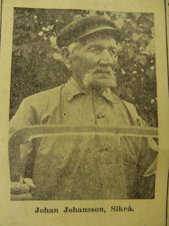 Johan Johansson i Sikeå